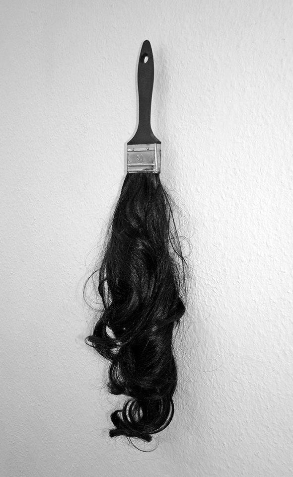 Haarpinsel-Unterweger