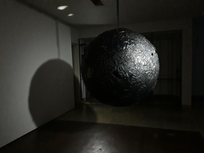 MIRROR BALL- ETAGE @ Ginster Bauer